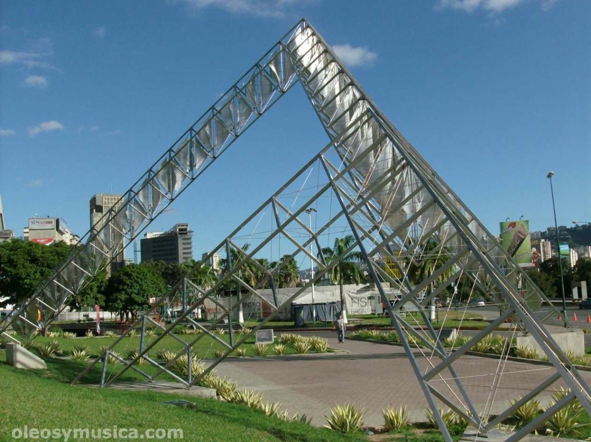 Reinauguración del Abra Solar –Caracas