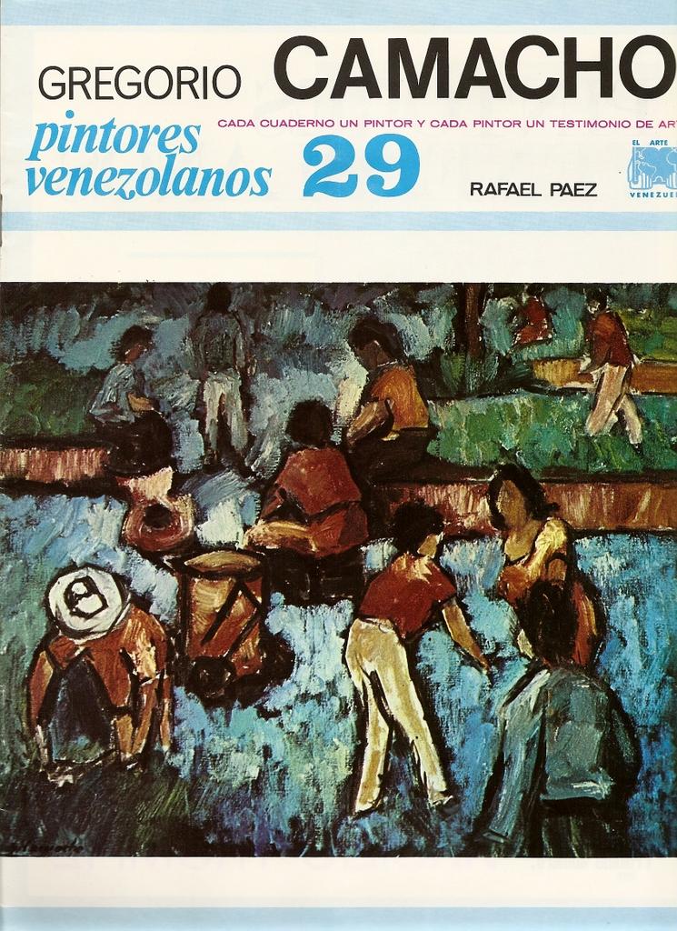 Camacho en Enciclopedia de PintoresVenezolanos