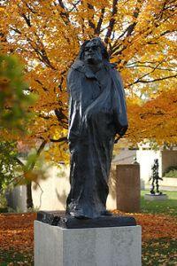 Monumento a Balzac