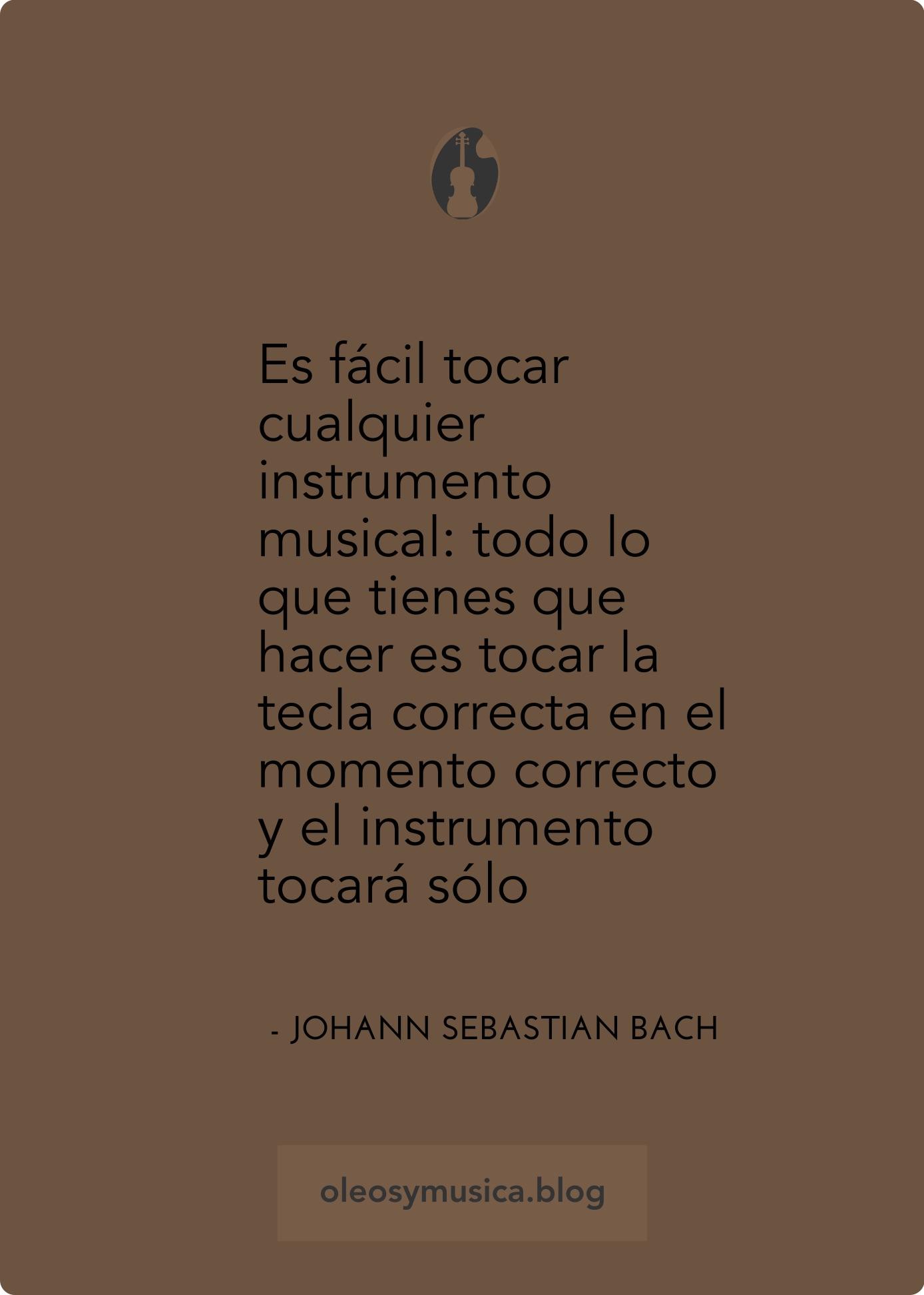 5 Bach - OyM citas
