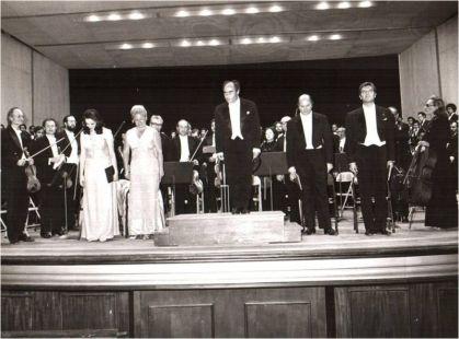 Estreno de ls 9º Sinfonía de Beethoven - Orquesta Sinfónica de Venezuela