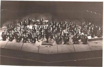 Inauguración Teatro Teresa Carreño, Caracas 1983 - Orquesta Sinfónica de Venezuela