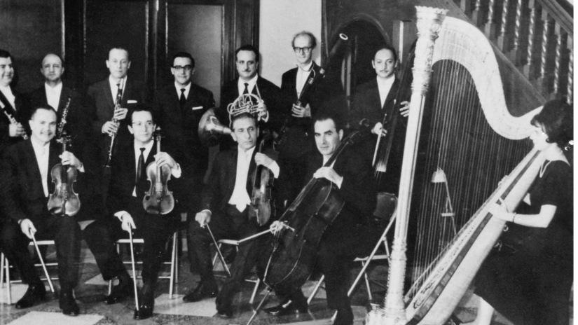 Recopilación de tuits sobre la historia de la Orquesta Sinfónica deVenezuela