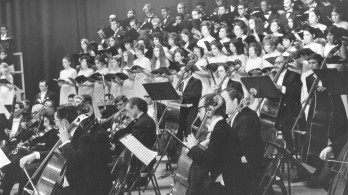 Estreno de Carmina Burana - Orquesta Sinfónica de Venezuela
