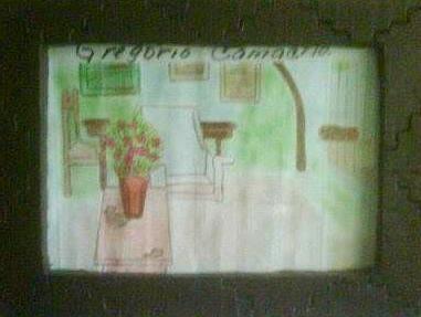 Copia de un cuadro de Camacho