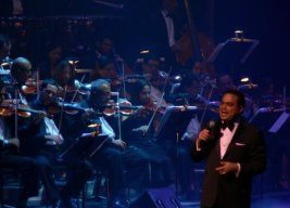 Gilberto Santa Rosa, Caracas, 2009
