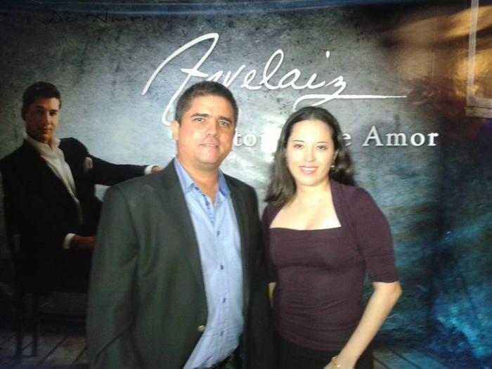 Isabel Camacho y Justo Morao