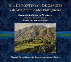 Joshua Dos Santos - Disco Día de Portugal