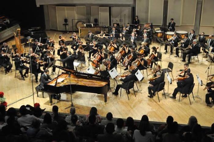 Orquesta Sinfónica de Venezuela