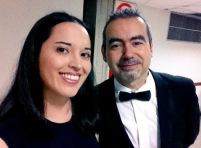 Isabel Camacho y César Ivan Lara