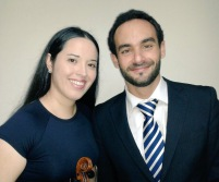 Isabel Camacho y João Bettencourt da Câmara