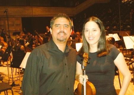 Justo Morao e Isabel Camacho