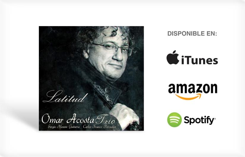 Latitud – Omar Acostatrío