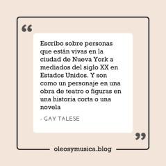 6 Talese - OyM citas